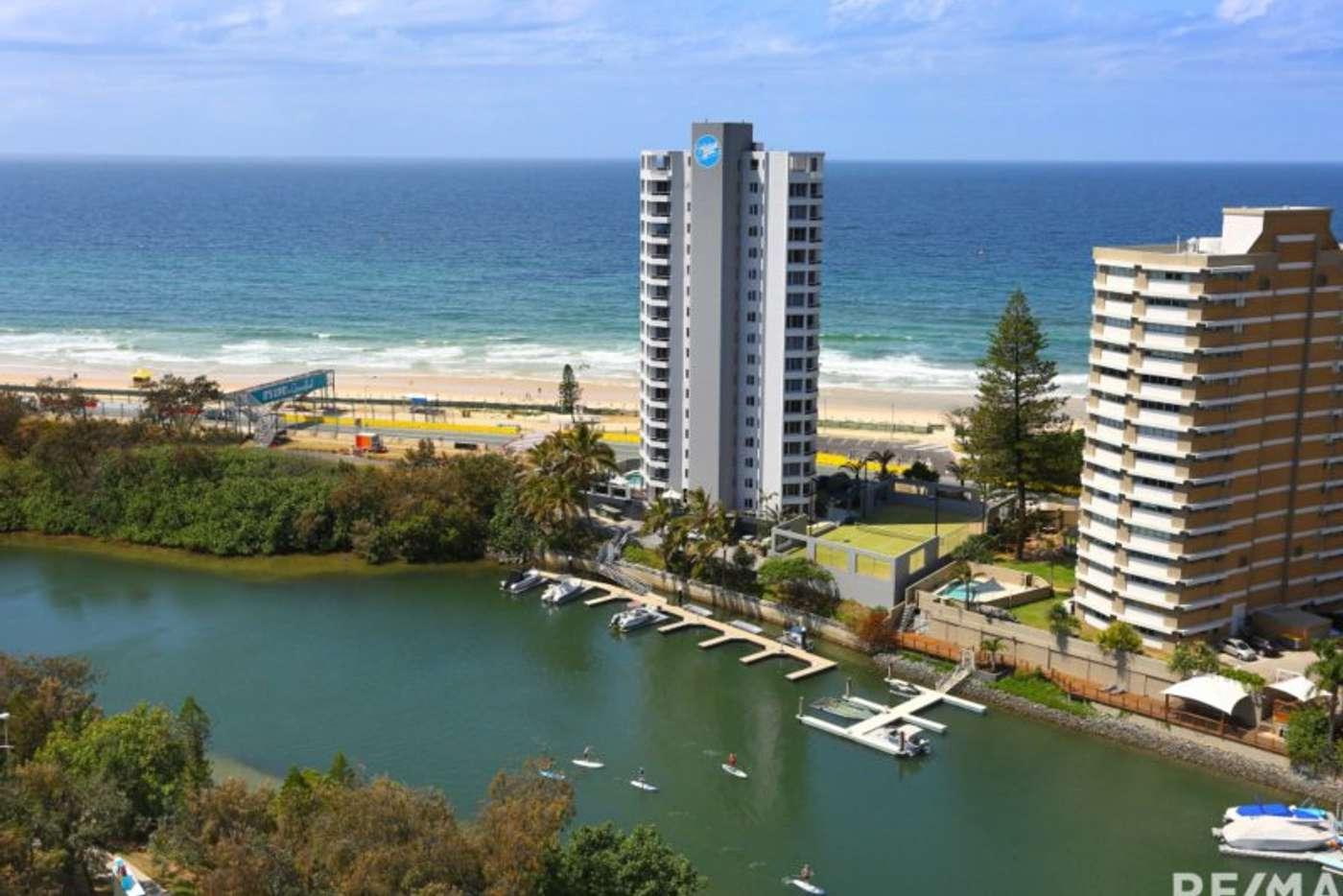 Main view of Homely apartment listing, 92/2 Admiralty Drive, Surfers Paradise QLD 4217