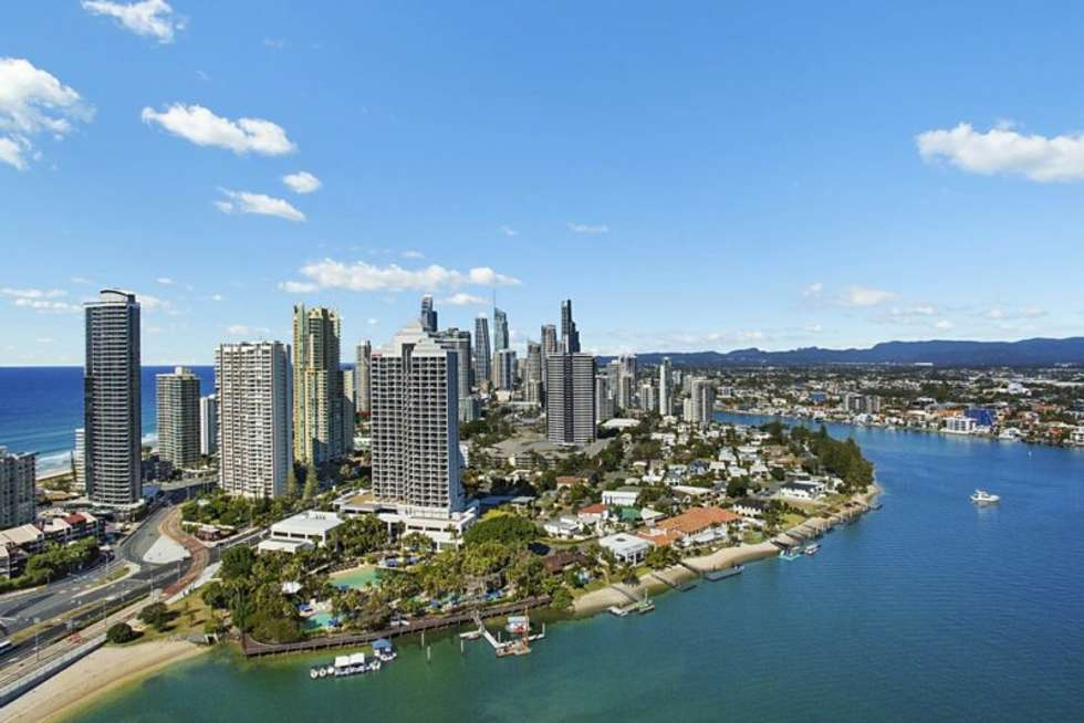 Third view of Homely apartment listing, 92/2 Admiralty Drive, Surfers Paradise QLD 4217