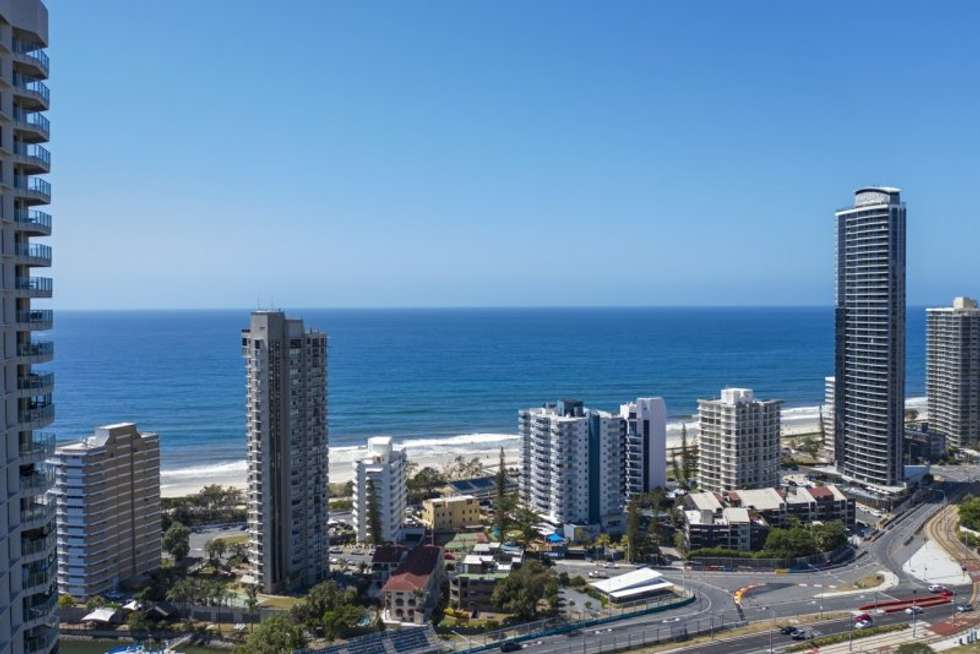 Fourth view of Homely apartment listing, 92/2 Admiralty Drive, Surfers Paradise QLD 4217