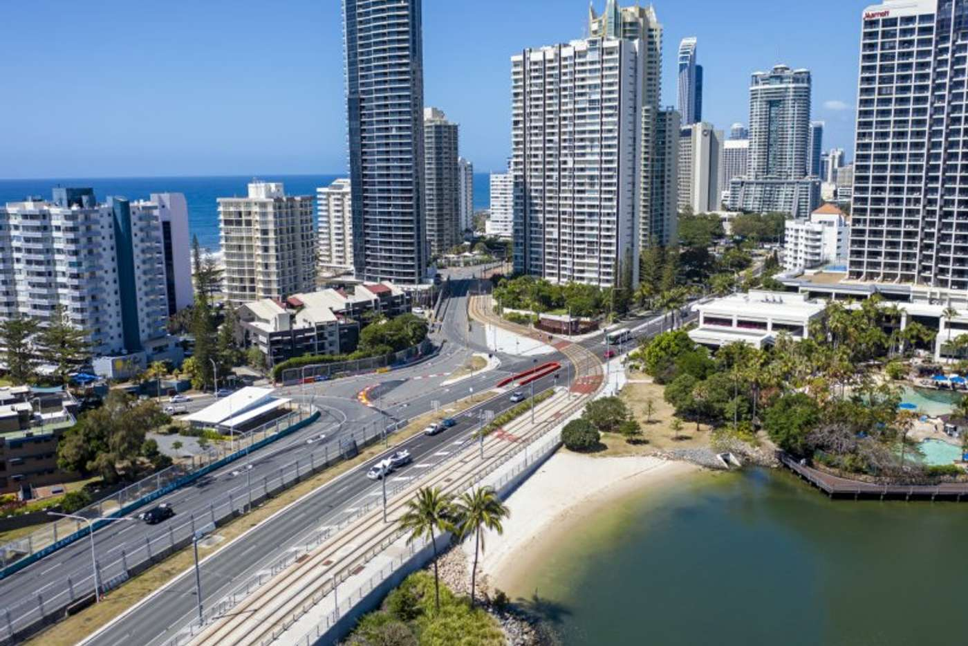 Sixth view of Homely apartment listing, 92/2 Admiralty Drive, Surfers Paradise QLD 4217