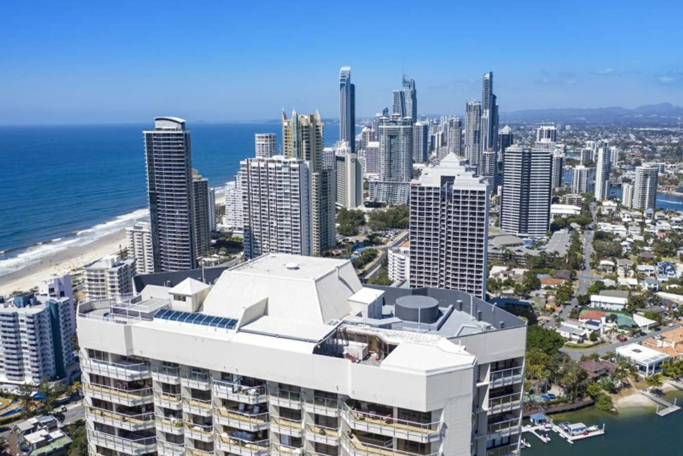 Seventh view of Homely apartment listing, 92/2 Admiralty Drive, Surfers Paradise QLD 4217