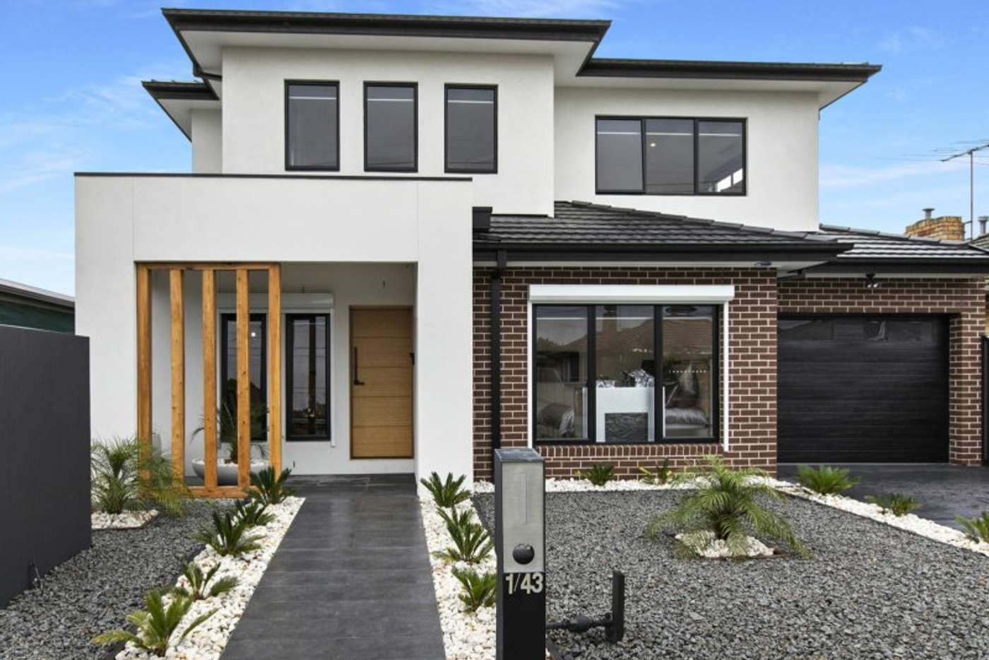 Main view of Homely house listing, 1/43 Links street, Sunshine West VIC 3020