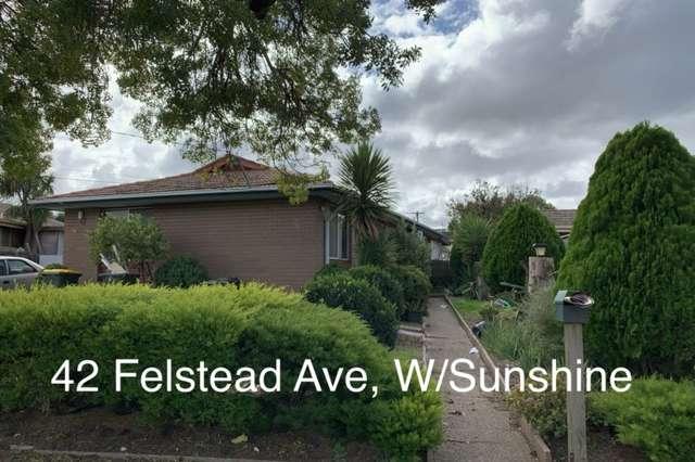42 Felstead Avenue, Sunshine West VIC 3020