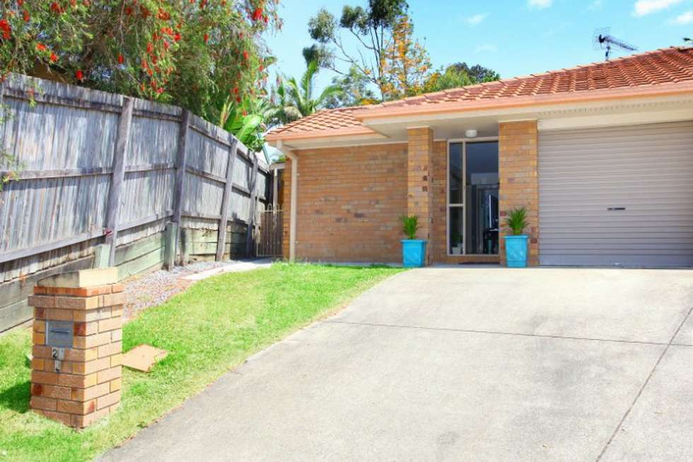 Second view of Homely semiDetached listing, 2/20 Cabot Court, Merrimac QLD 4226