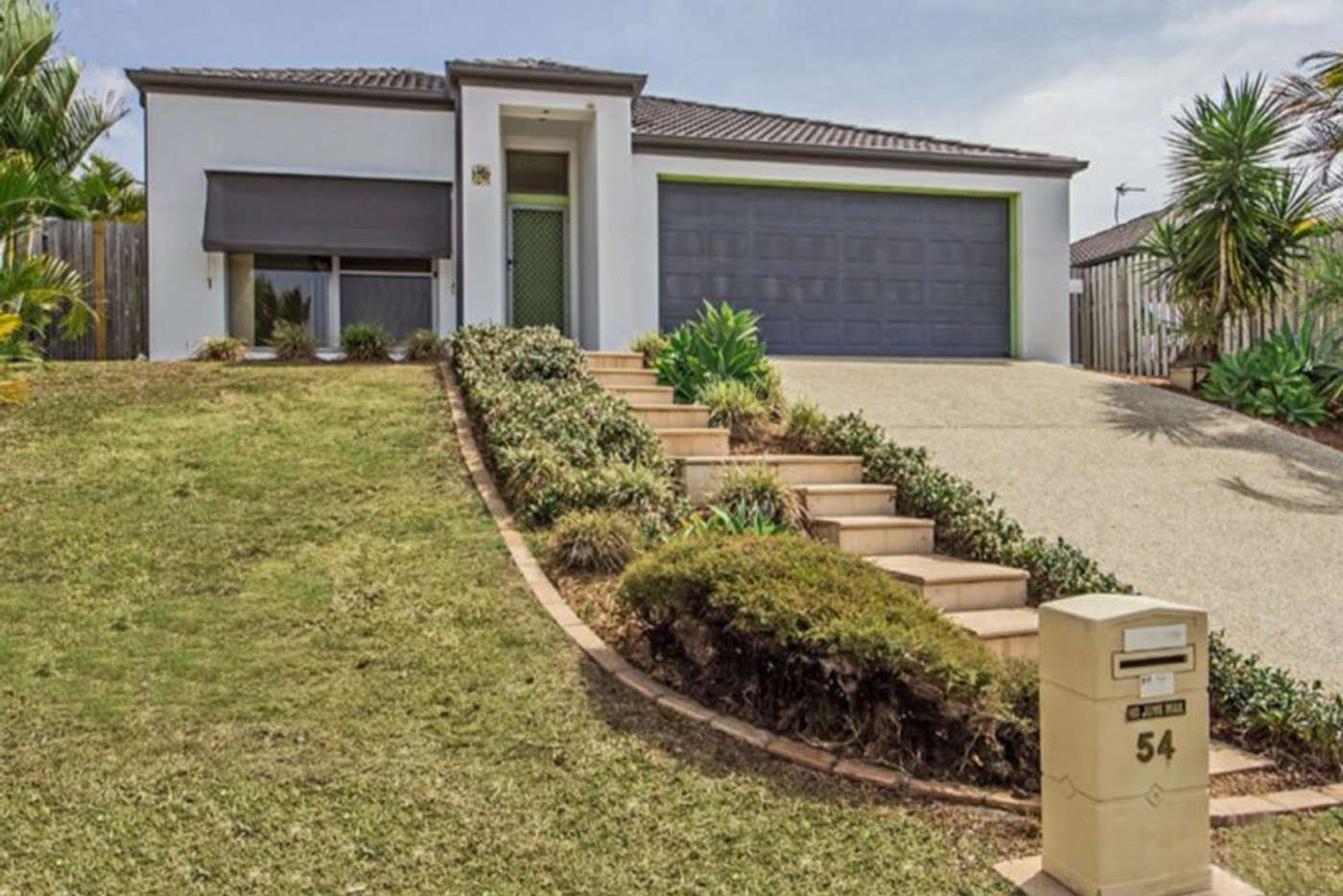 Main view of Homely house listing, 54 Merrilaine Crescent, Merrimac QLD 4226
