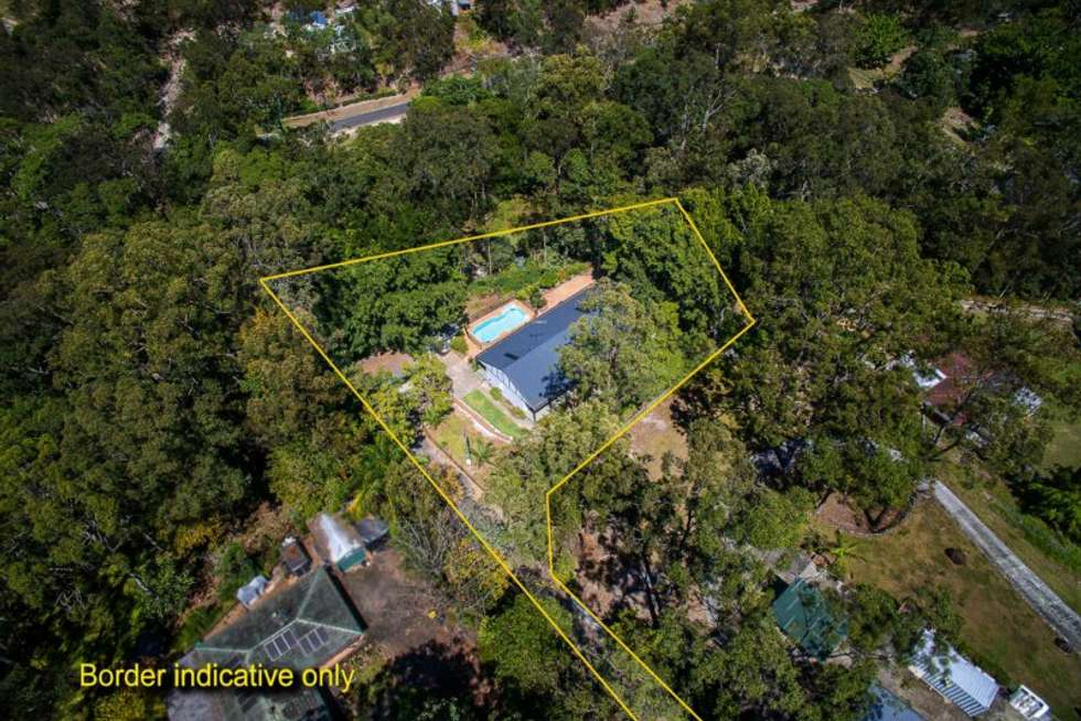 Third view of Homely acreageSemiRural listing, 5 Alice Bowden Court, Worongary QLD 4213