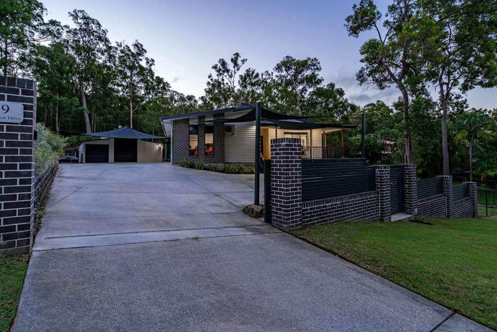 Third view of Homely house listing, 9 Walker Drive, Worongary QLD 4213