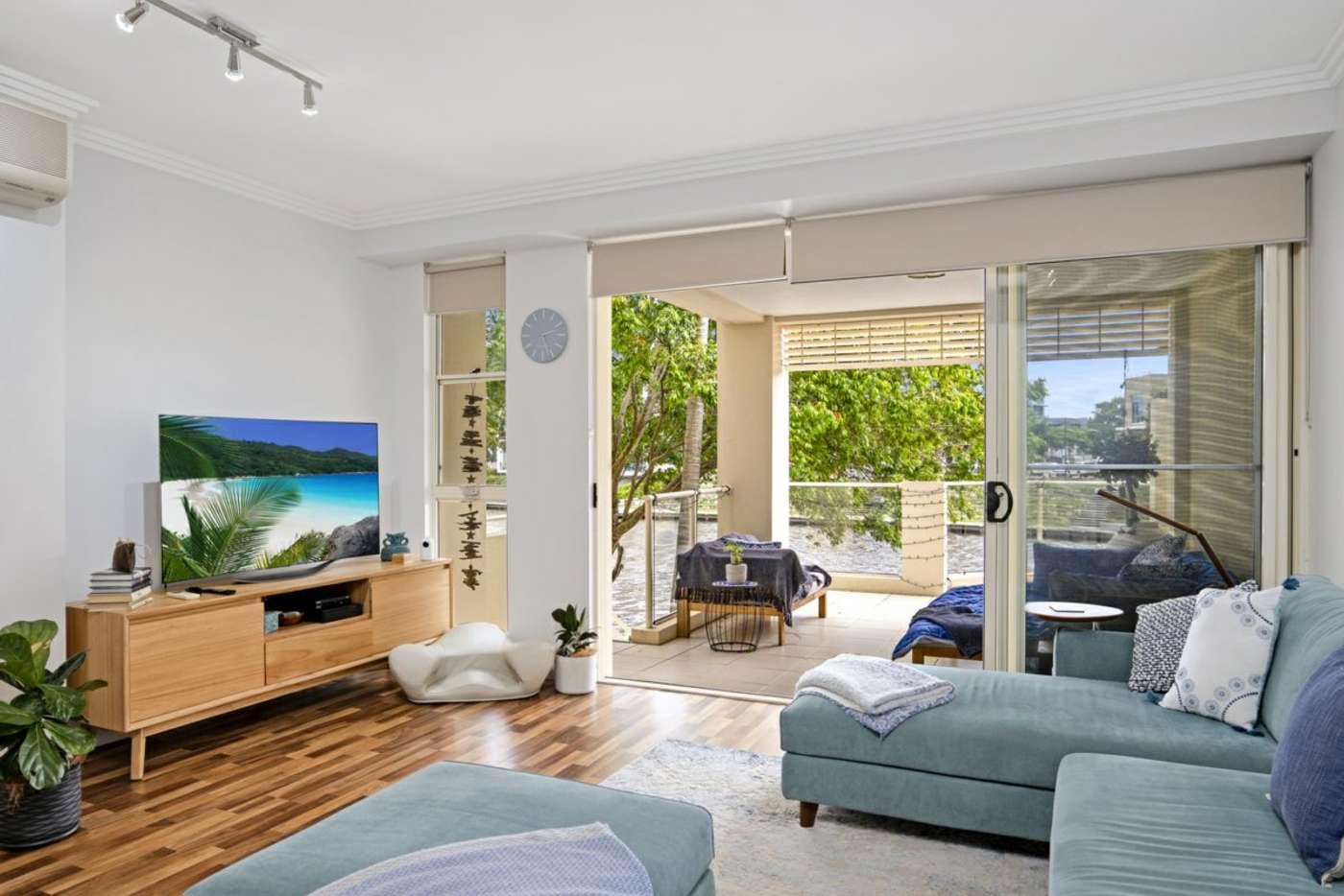 Main view of Homely apartment listing, 2/251 Varsity Parade, Varsity Lakes QLD 4227