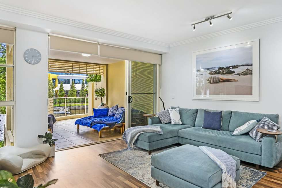 Second view of Homely apartment listing, 2/251 Varsity Parade, Varsity Lakes QLD 4227