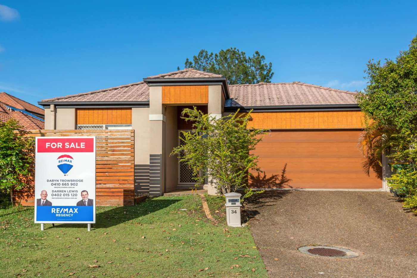 Main view of Homely house listing, 34 Hillridge Crescent, Varsity Lakes QLD 4227