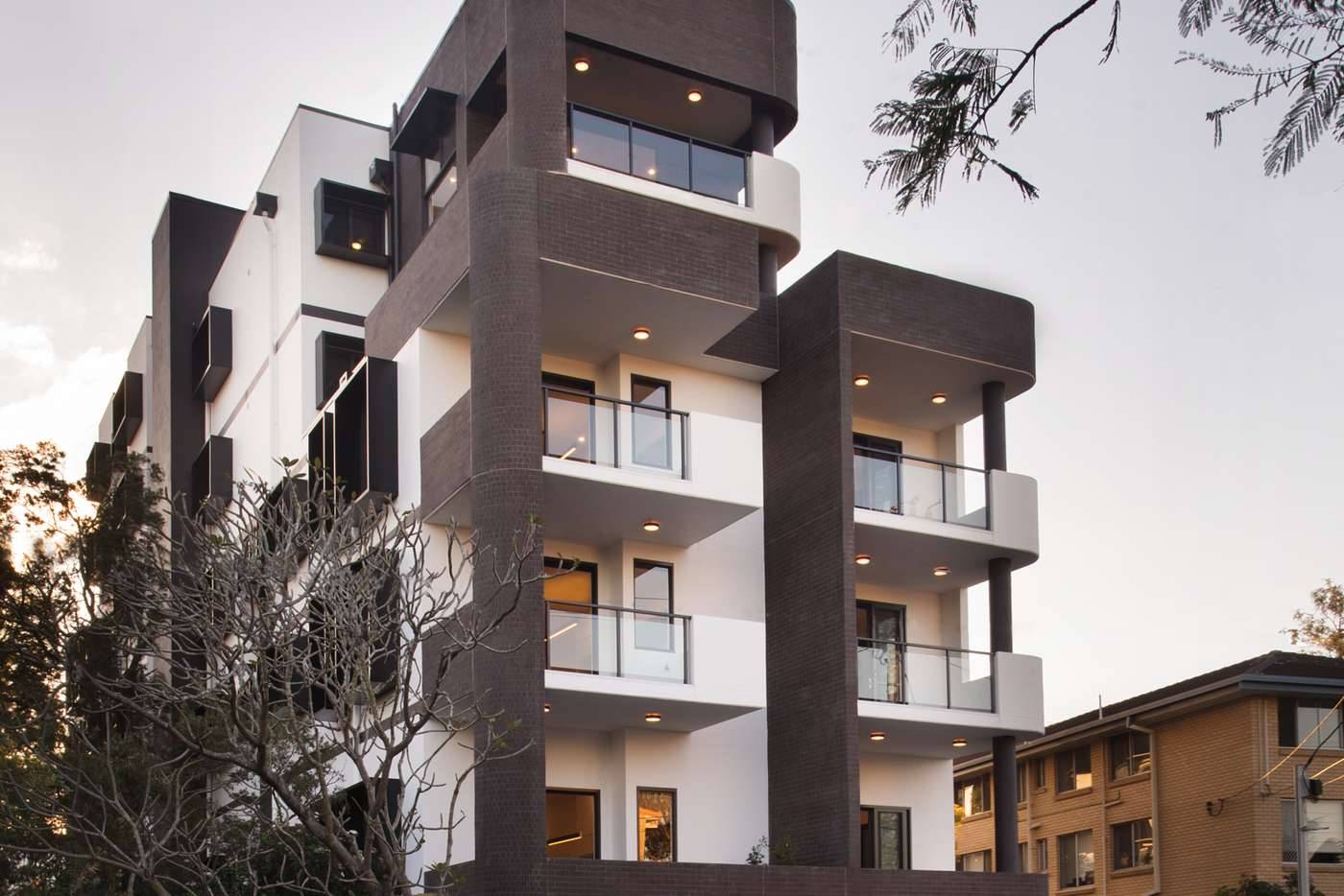 Main view of Homely apartment listing, 303/121 Clarence Road, Indooroopilly QLD 4068
