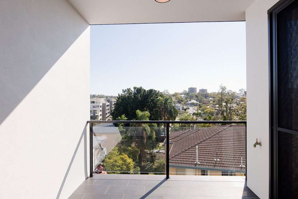 Fourth view of Homely apartment listing, 303/121 Clarence Road, Indooroopilly QLD 4068