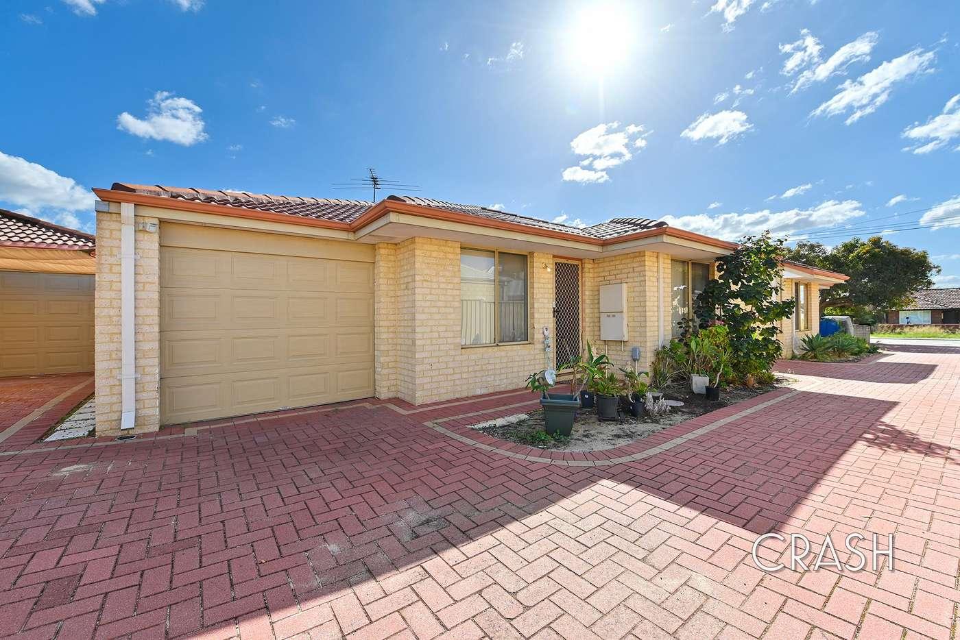 Main view of Homely villa listing, 2/24 Eastdene Circle, Nollamara WA 6061