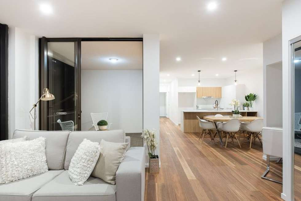 Fourth view of Homely apartment listing, 2/62 York Street, Indooroopilly QLD 4068