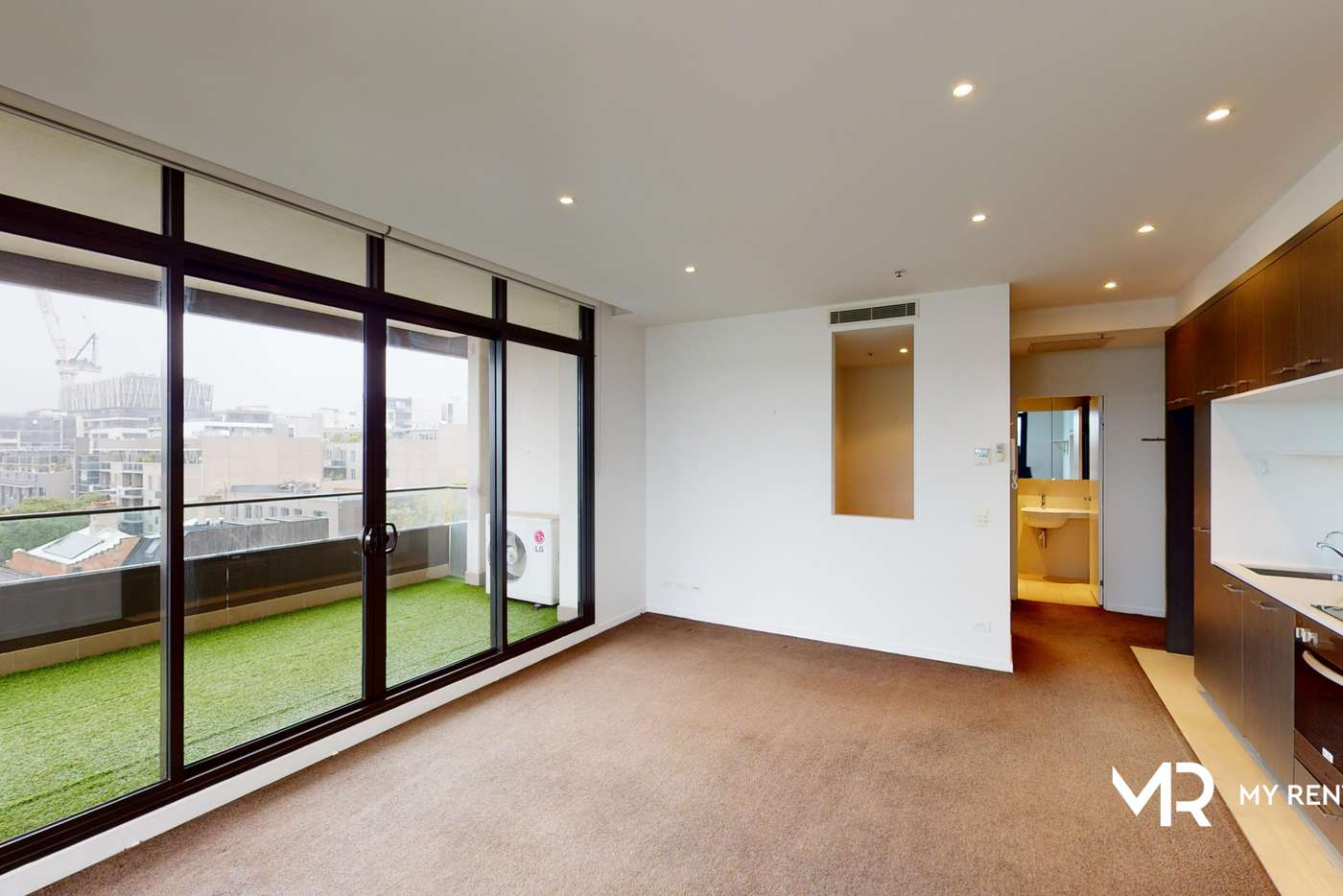 Main view of Homely unit listing, 516/2 McGoun Street, Richmond VIC 3121