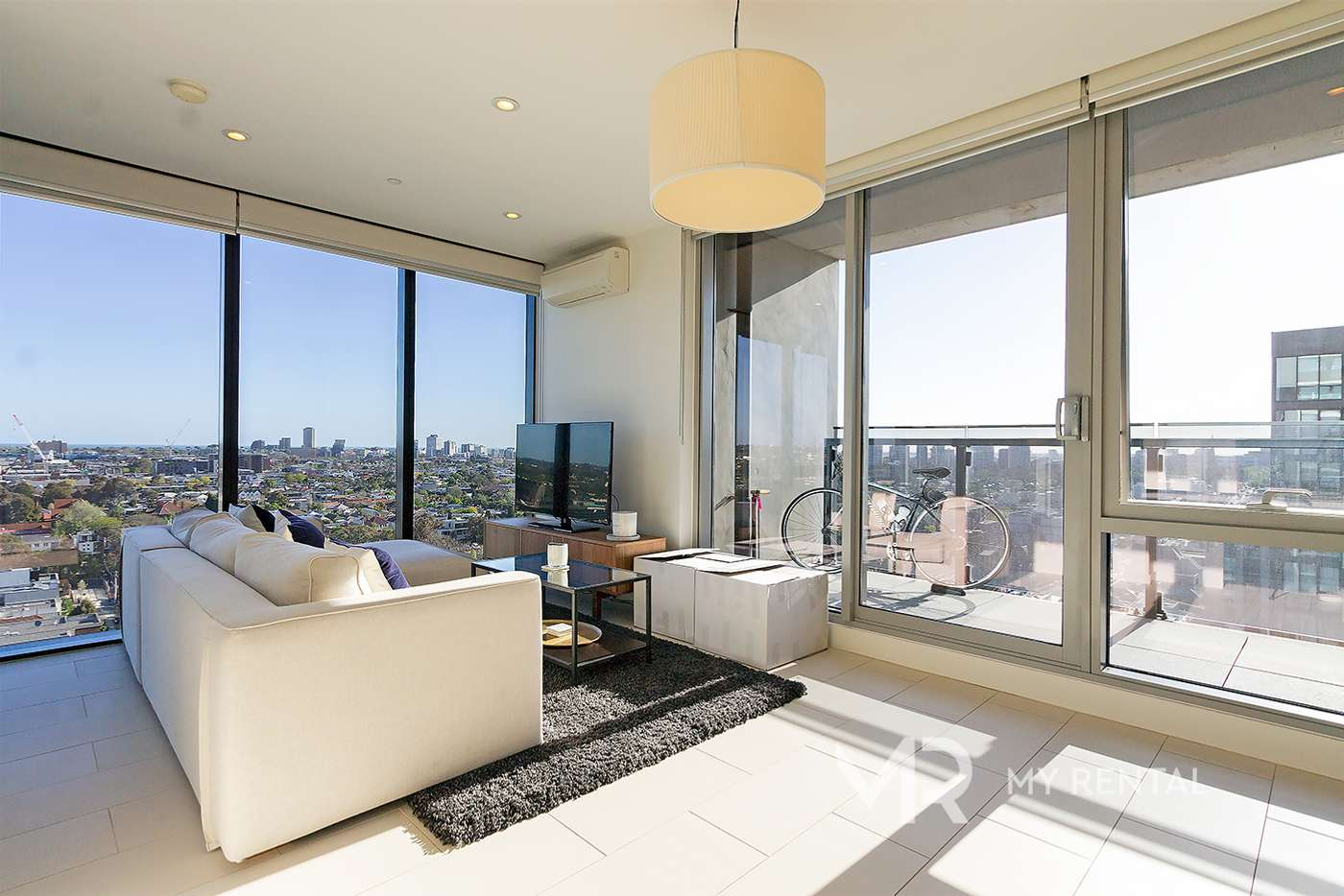 Main view of Homely apartment listing, 1507/229 Toorak Road, South Yarra VIC 3141