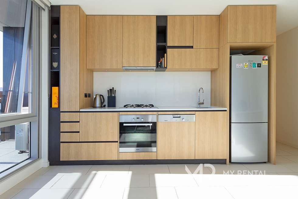 Second view of Homely apartment listing, 1507/229 Toorak Road, South Yarra VIC 3141