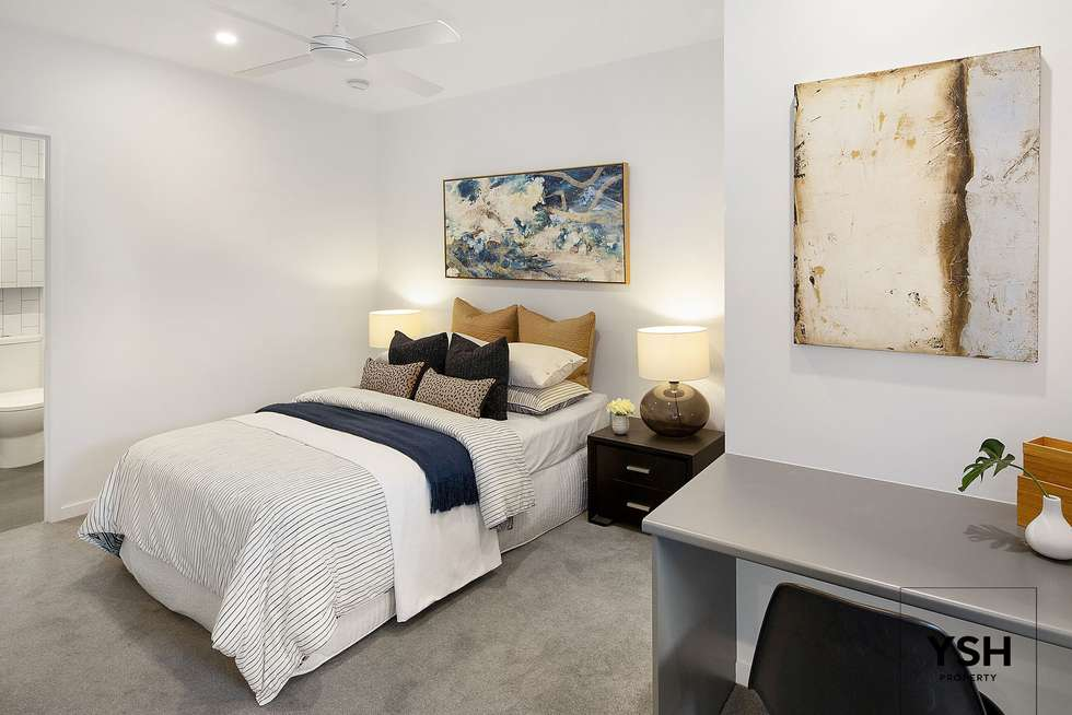 Second view of Homely apartment listing, 205/50 Garden Terrace, Newmarket QLD 4051