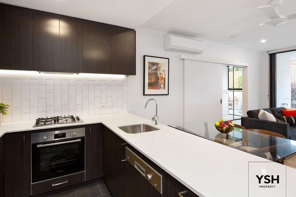 Third view of Homely apartment listing, 205/50 Garden Terrace, Newmarket QLD 4051