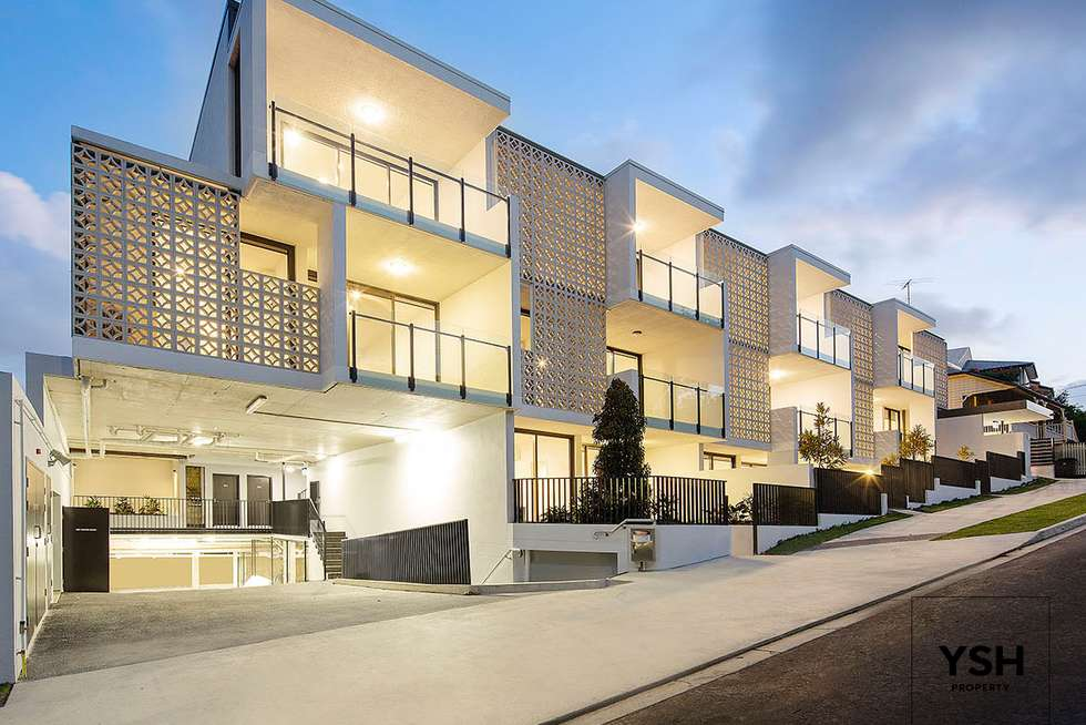 Fourth view of Homely apartment listing, 205/50 Garden Terrace, Newmarket QLD 4051