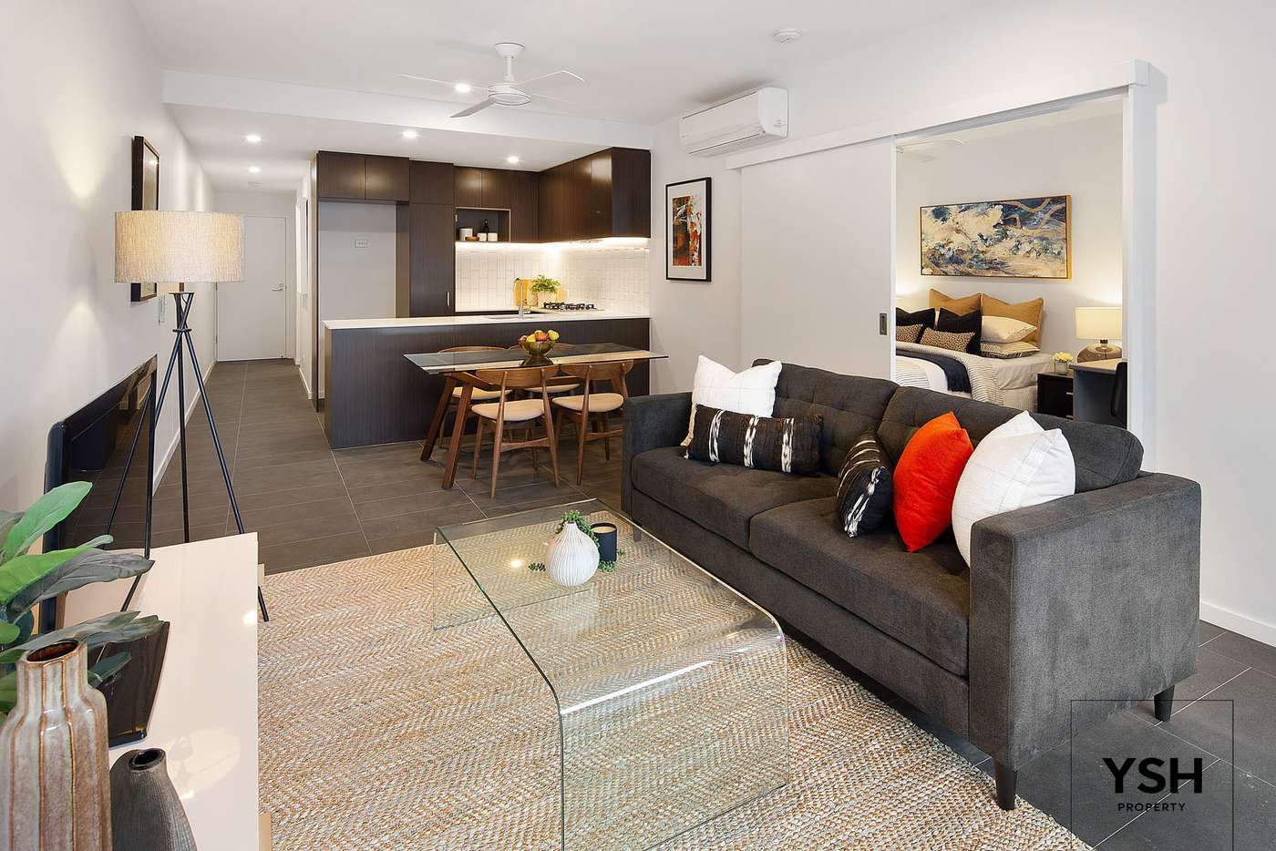 Sixth view of Homely apartment listing, 205/50 Garden Terrace, Newmarket QLD 4051