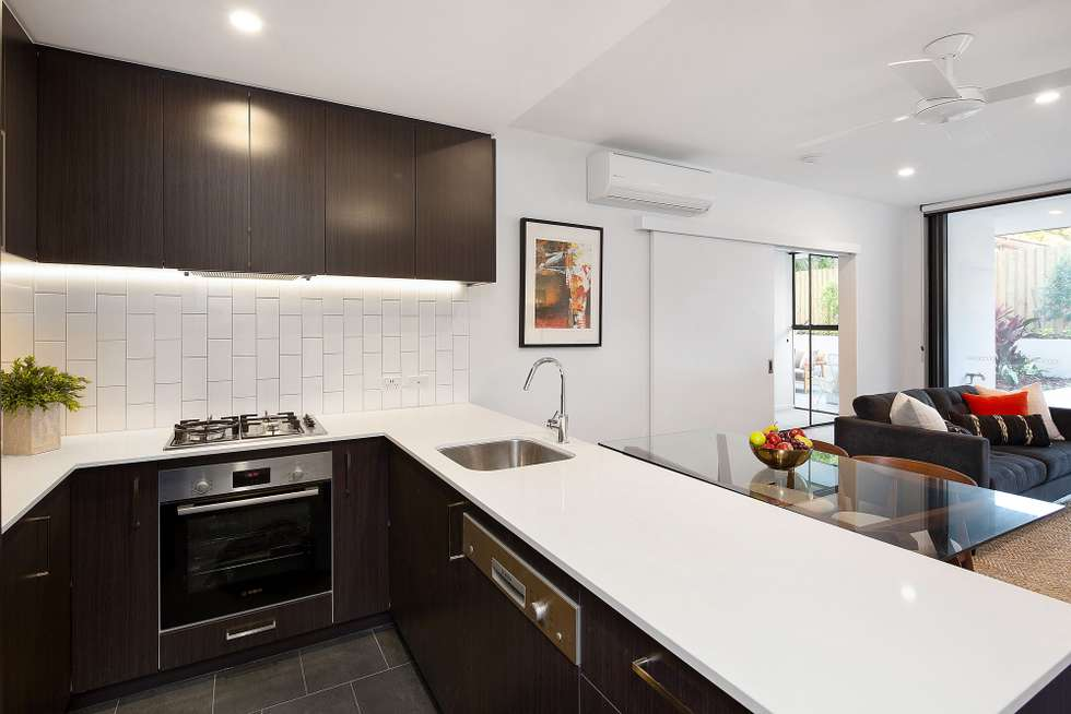 Third view of Homely apartment listing, 305/50 Garden Terrace, Newmarket QLD 4051