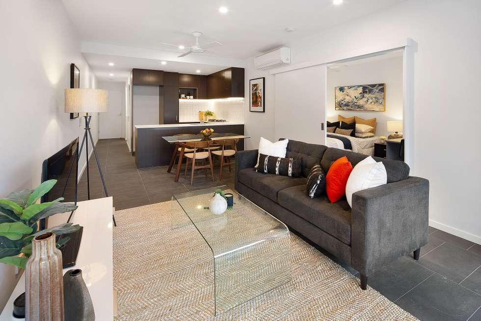 Fourth view of Homely apartment listing, 305/50 Garden Terrace, Newmarket QLD 4051