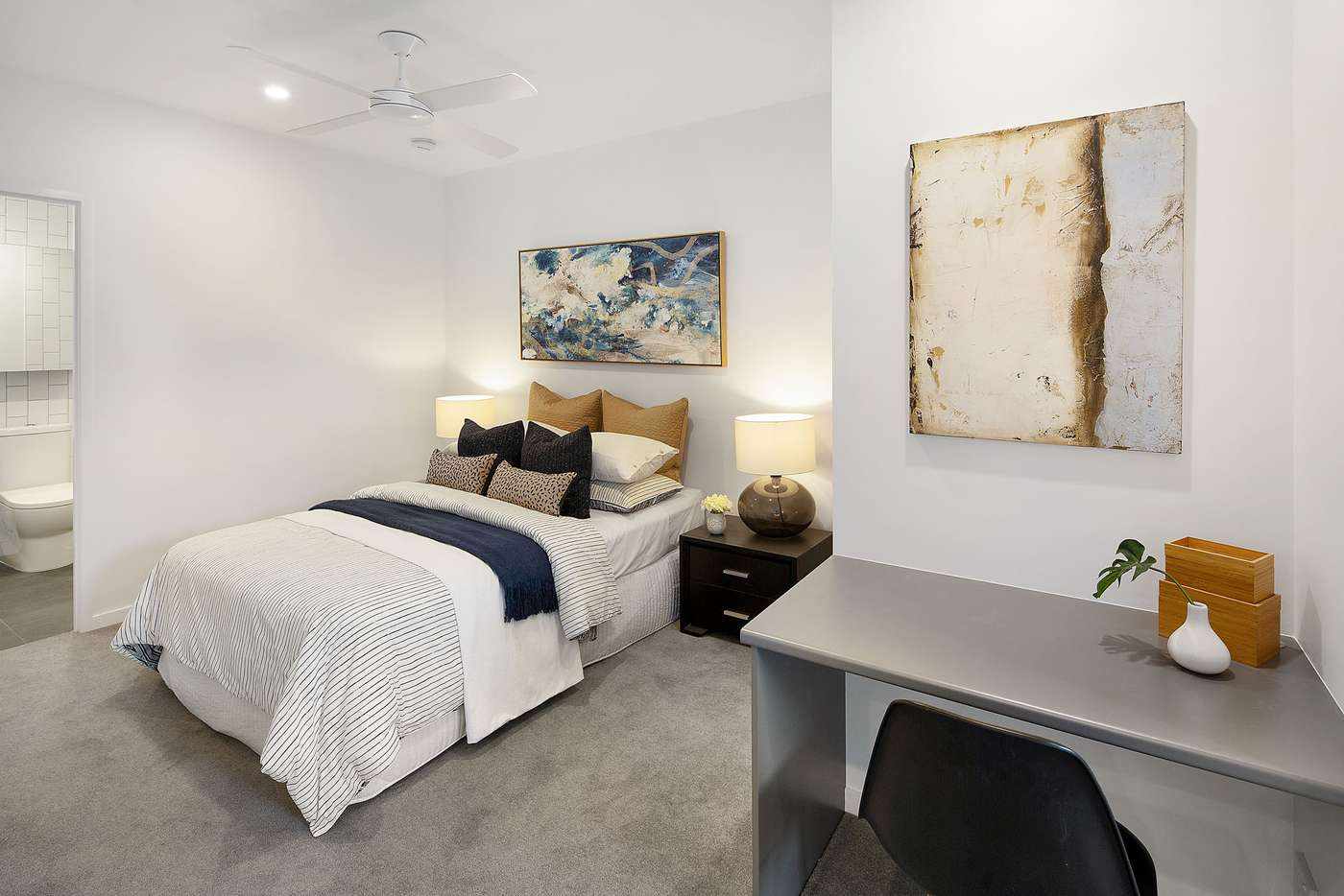 Fifth view of Homely apartment listing, 305/50 Garden Terrace, Newmarket QLD 4051