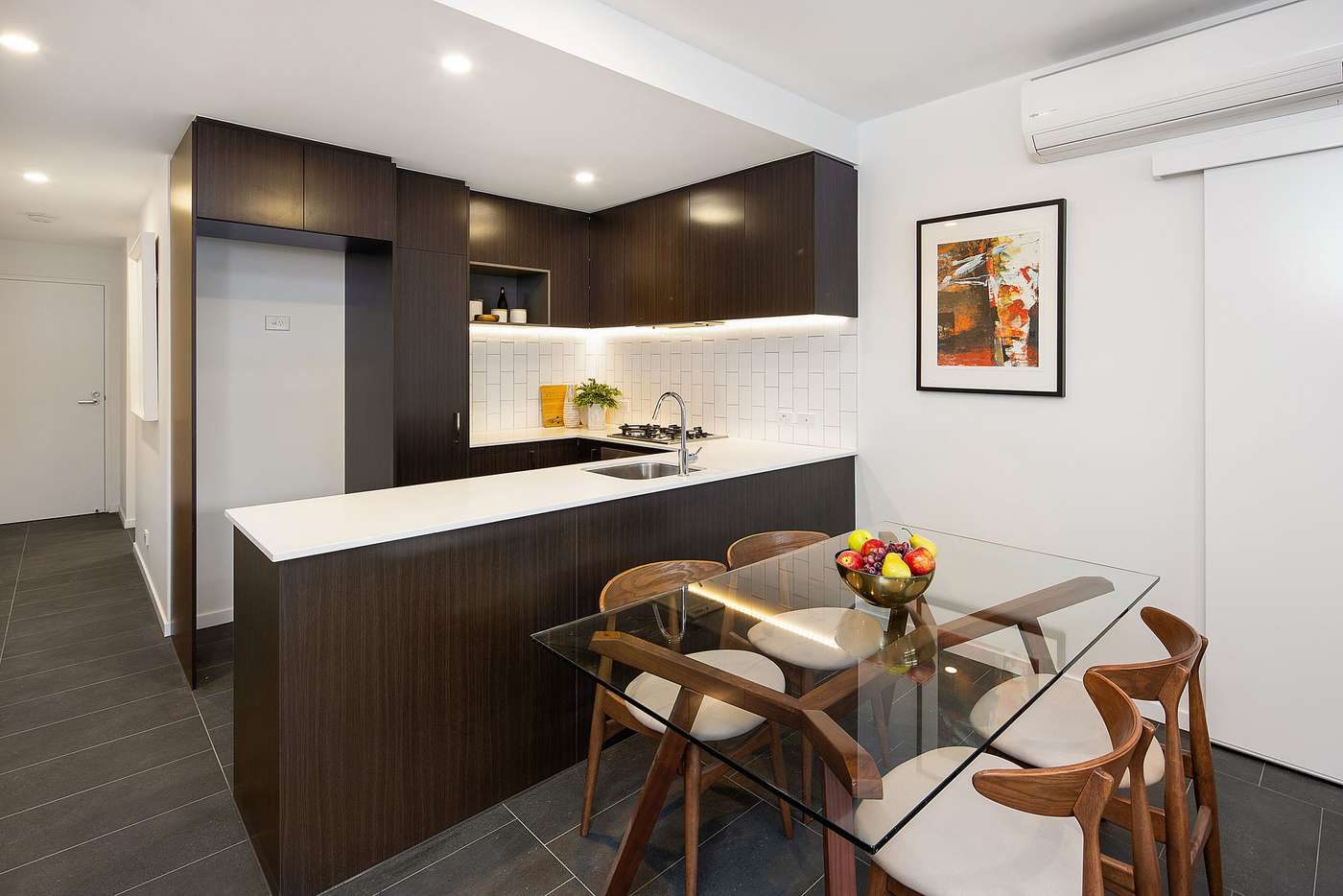 Sixth view of Homely apartment listing, 305/50 Garden Terrace, Newmarket QLD 4051