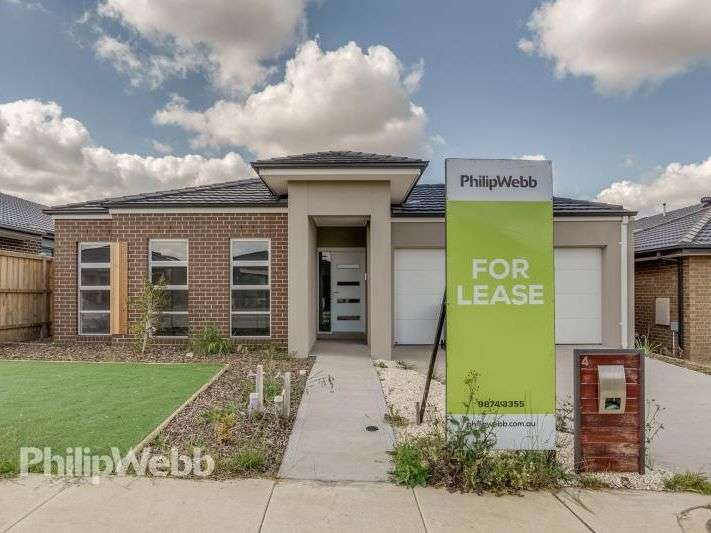 Main view of Homely house listing, 4 Bendigo Street, Mickleham, VIC 3064