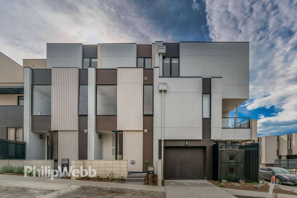 Second view of Homely townhouse listing, 60 Harvest Court, Doncaster VIC 3108