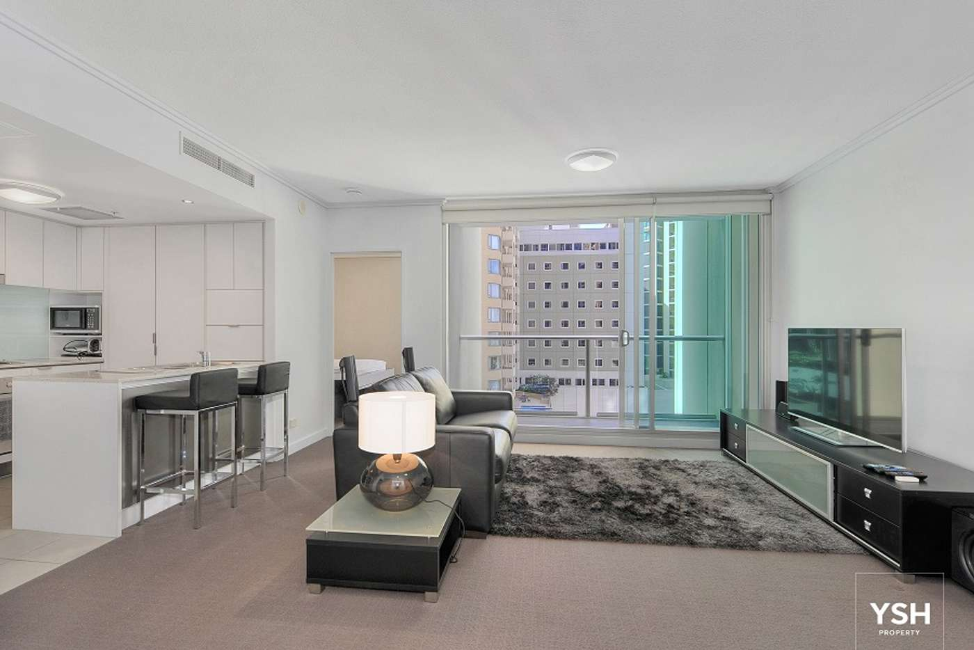Main view of Homely unit listing, 710/108 Albert Street, Brisbane City QLD 4000