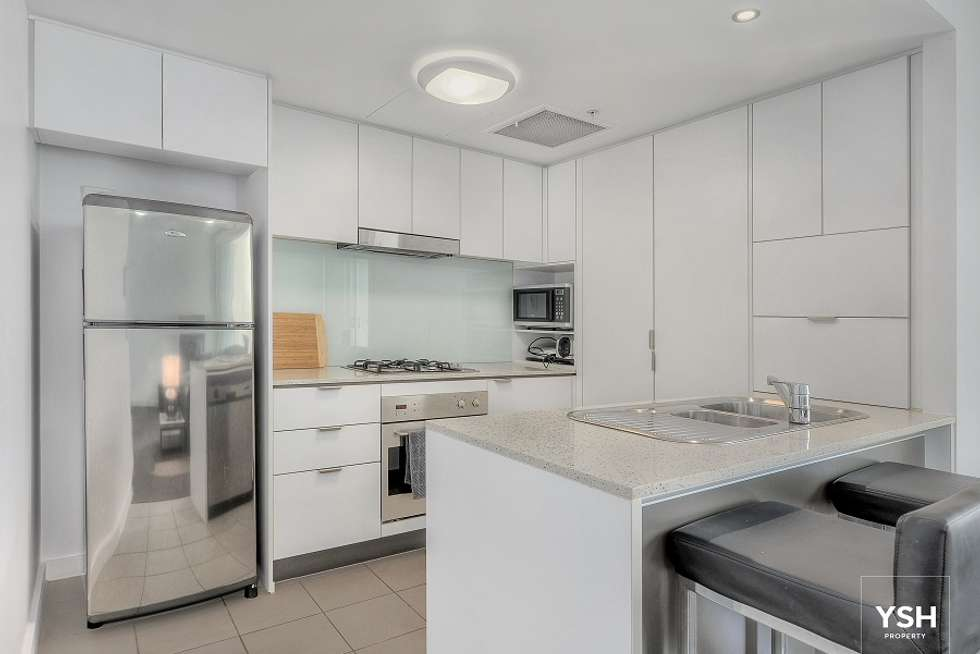 Second view of Homely unit listing, 710/108 Albert Street, Brisbane City QLD 4000