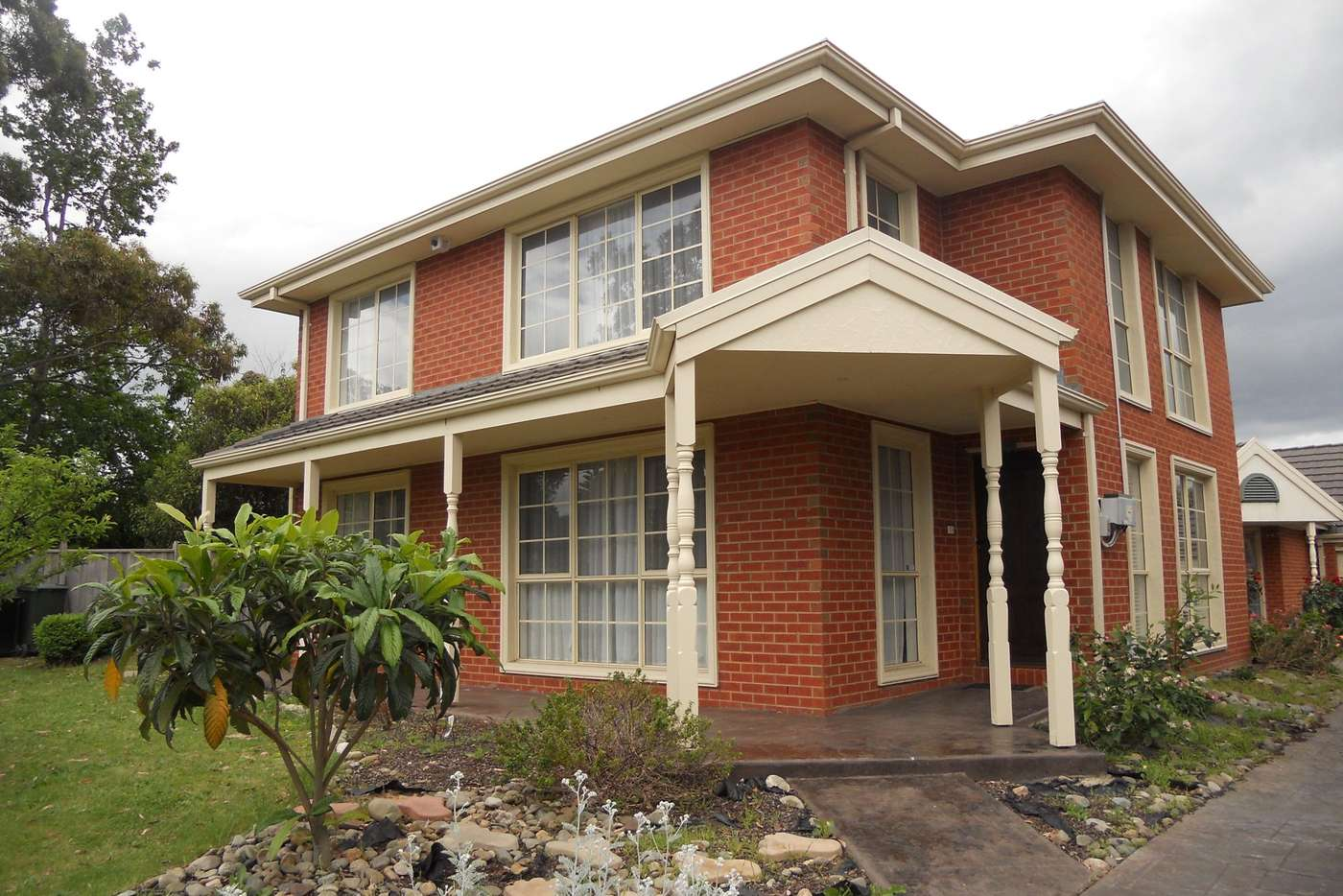 Main view of Homely townhouse listing, 1/2 Regal Avenue, Doncaster East VIC 3109