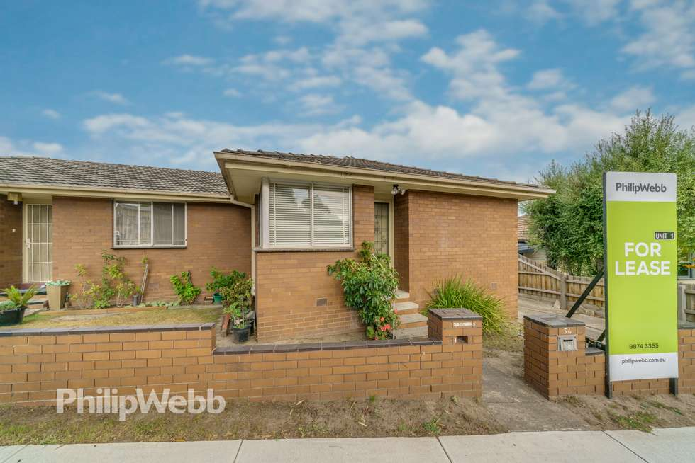 Second view of Homely unit listing, 1/54 Efron Street, Nunawading VIC 3131