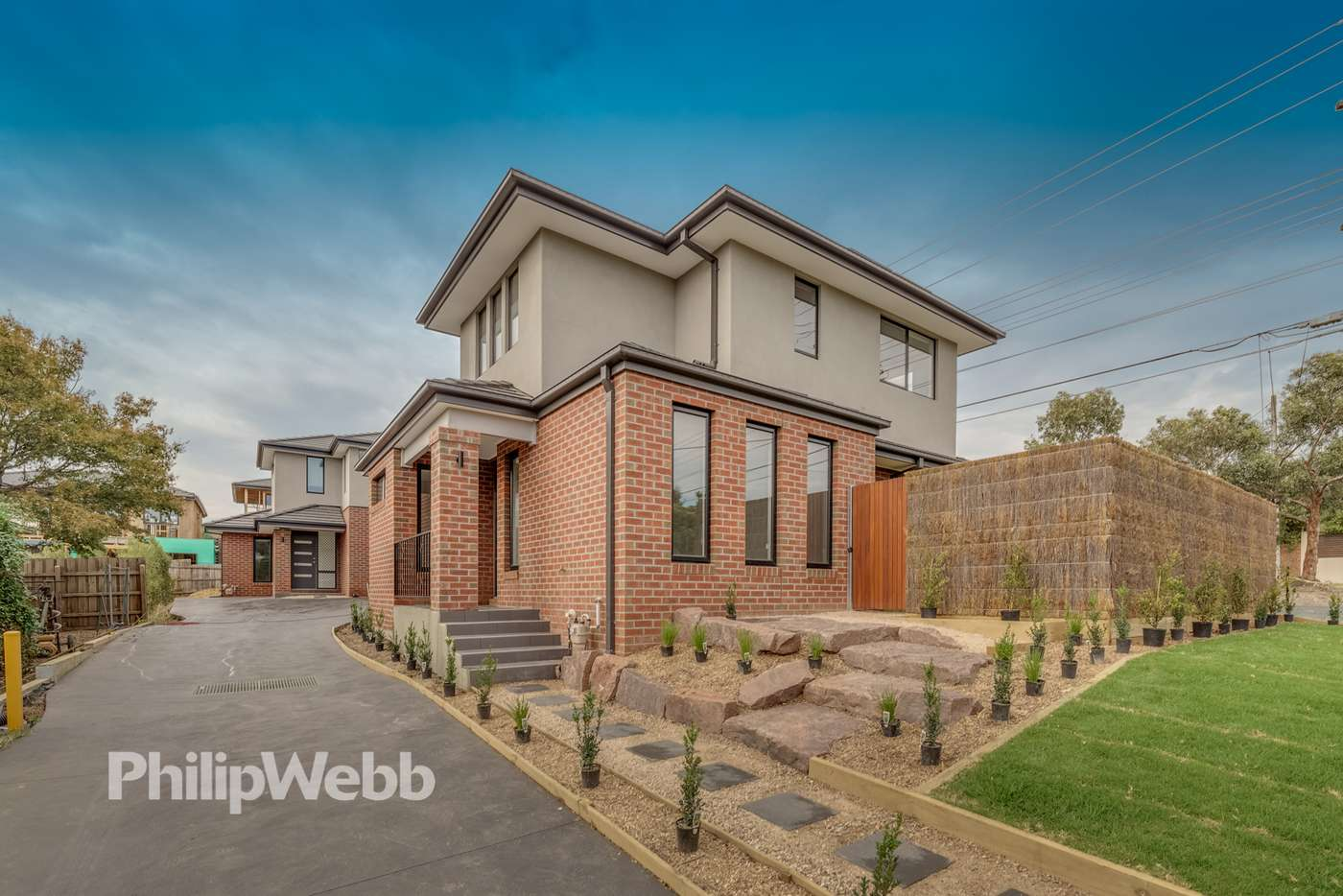 Main view of Homely townhouse listing, 1/2 Mahoney Street, Templestowe VIC 3106