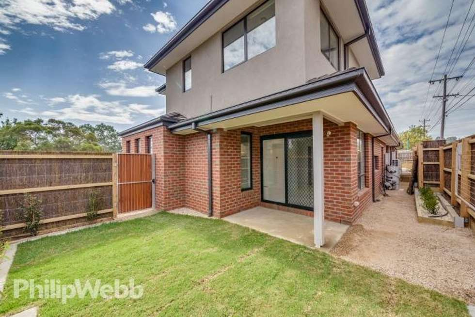 Second view of Homely townhouse listing, 1/2 Mahoney Street, Templestowe VIC 3106