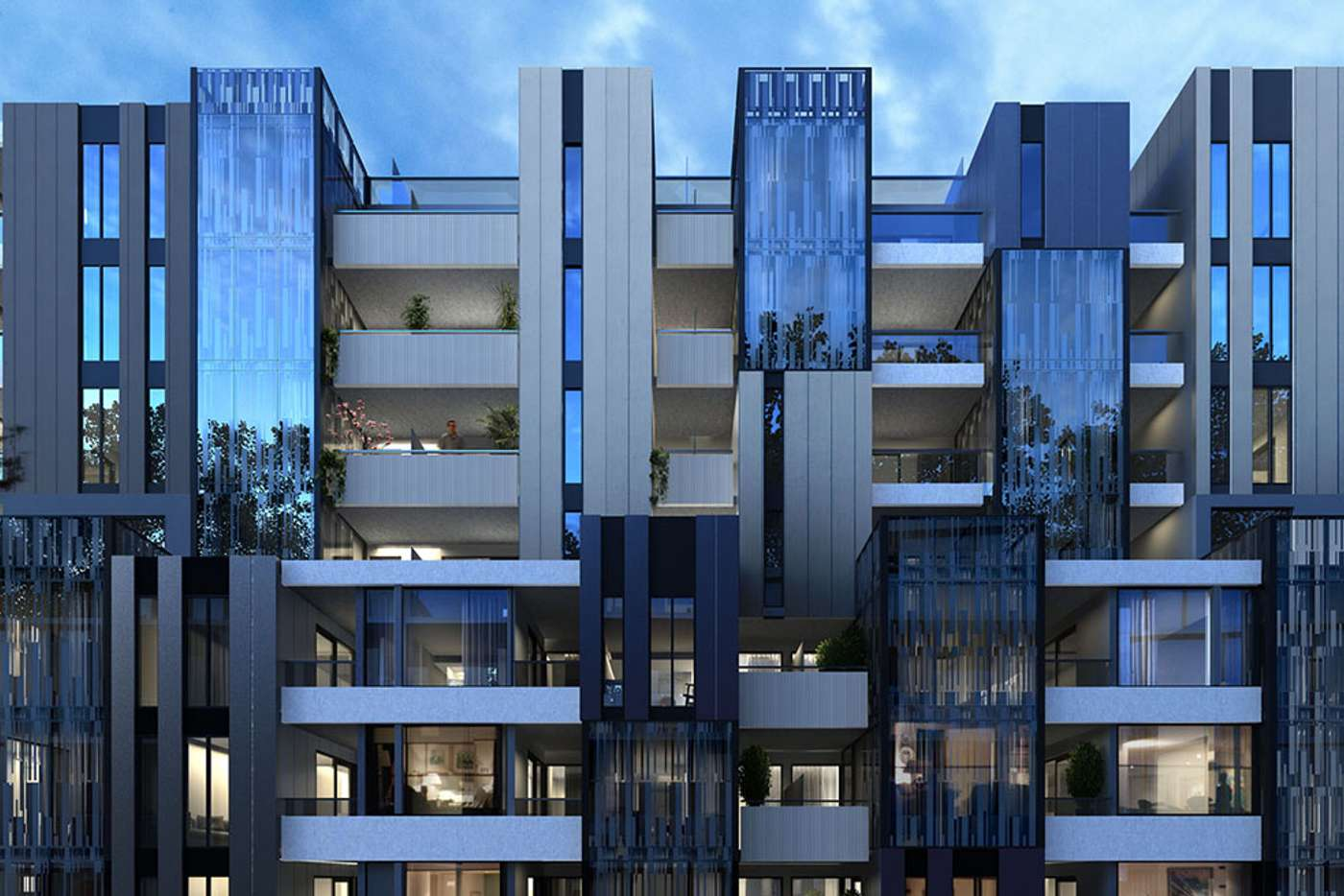 Main view of Homely apartment listing, 710/35 Wilson Street, South Yarra VIC 3141