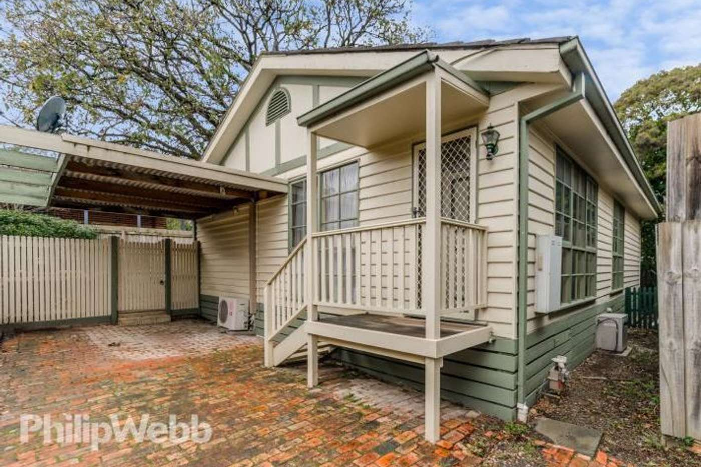 Main view of Homely unit listing, 2/107 New Street, Ringwood VIC 3134