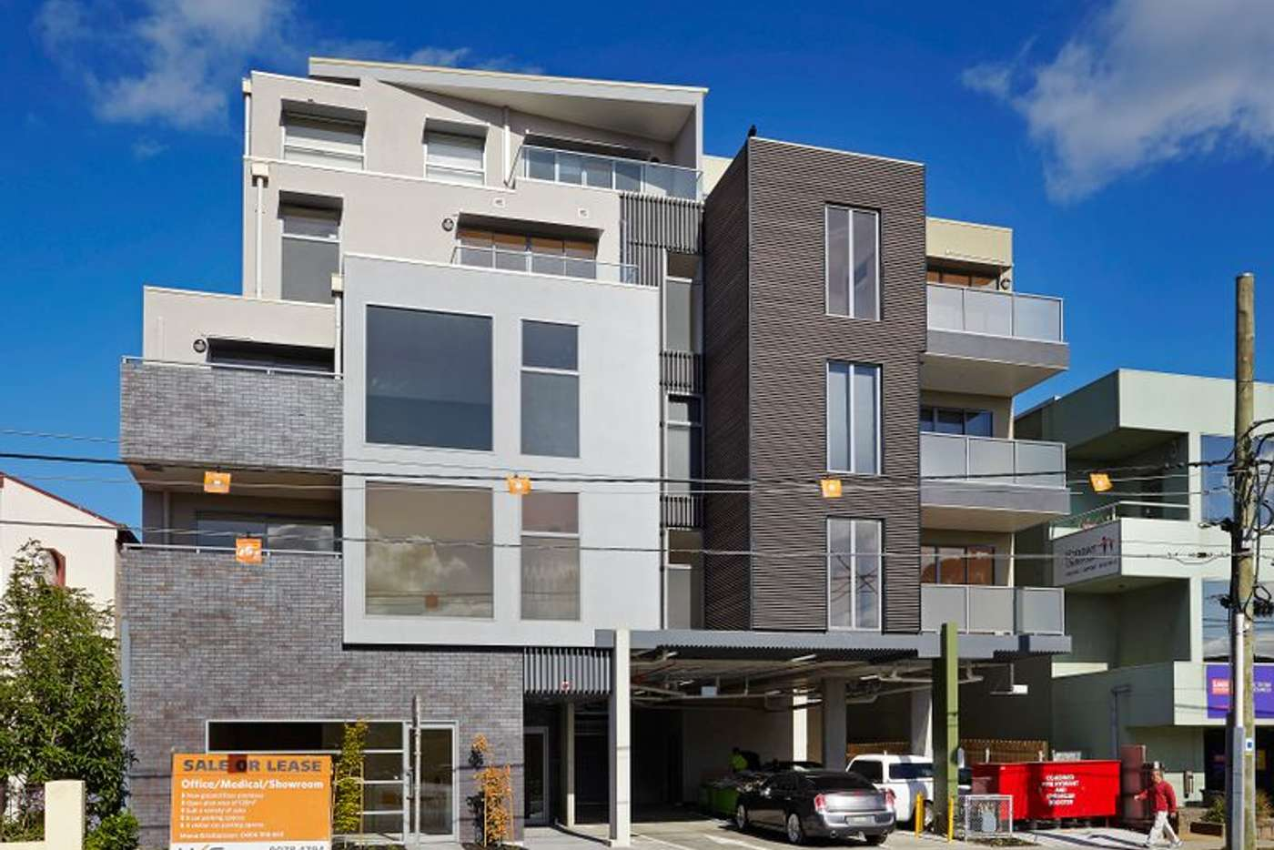 Main view of Homely apartment listing, 108/9 Chesterville Road, Cheltenham VIC 3192