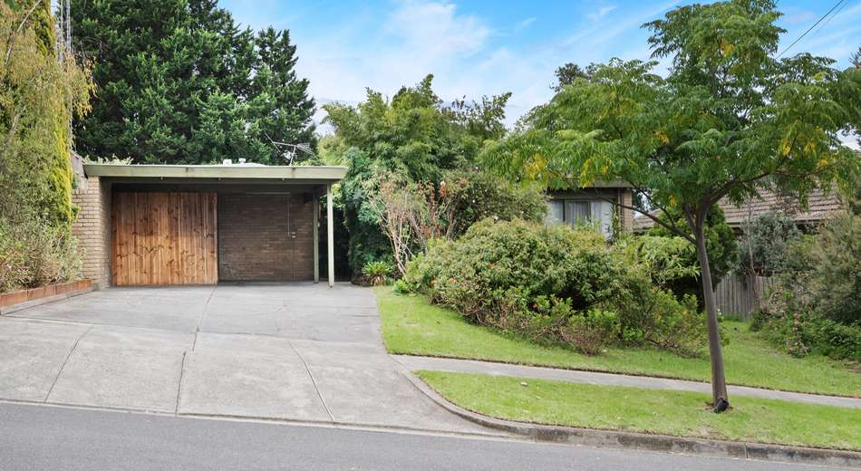 1 Outlook Drive, Doncaster VIC 3108