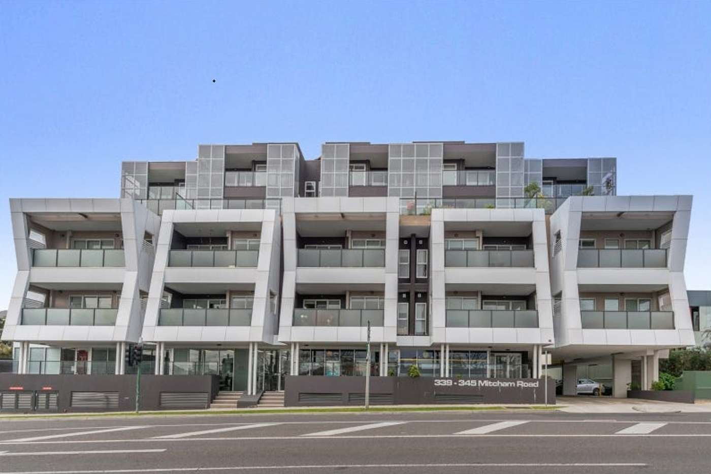 Main view of Homely apartment listing, 108/339-345 Mitcham Road, Mitcham VIC 3132
