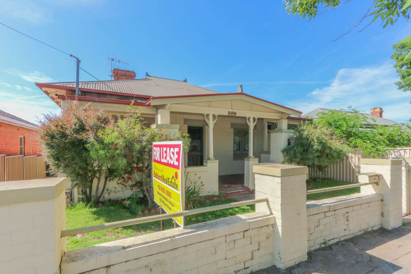 Main view of Homely house listing, 228 Stewart Street, Bathurst NSW 2795