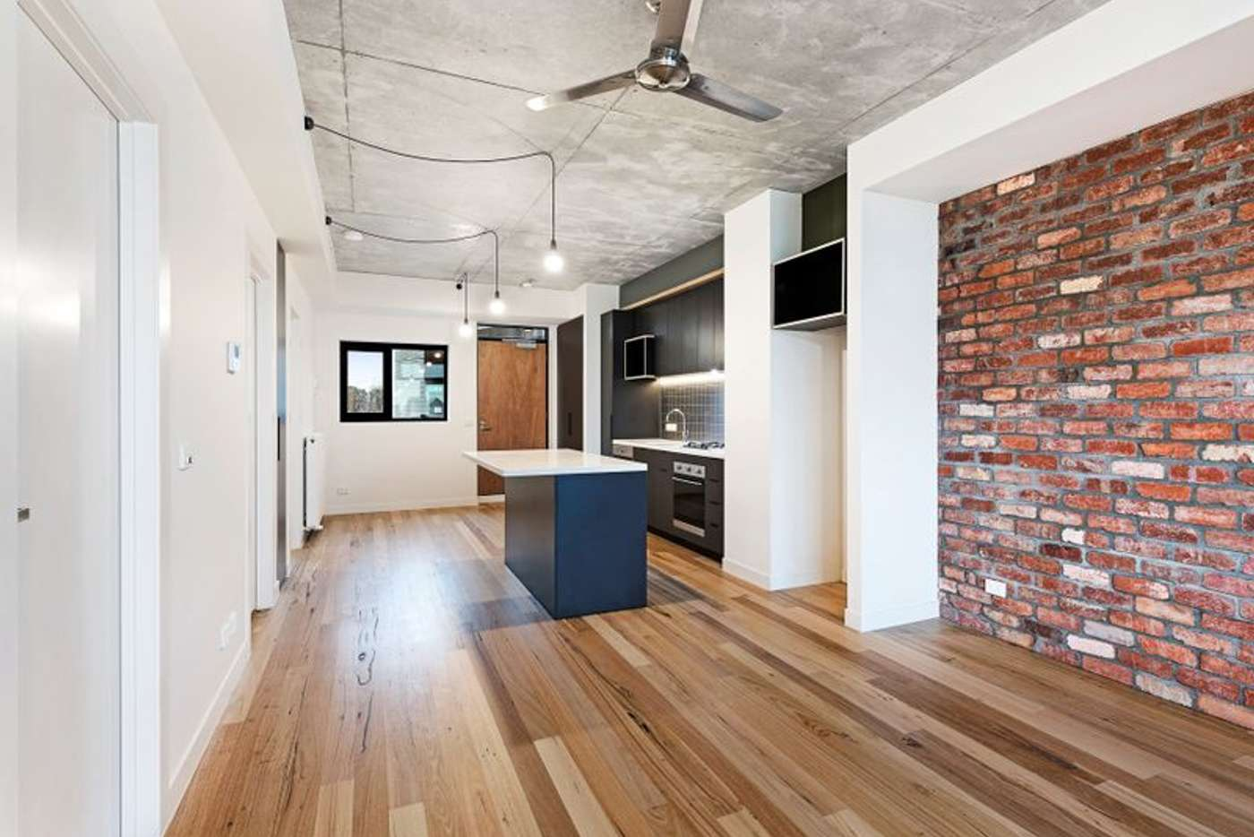 Main view of Homely apartment listing, 302/28 Curzon Street, West Melbourne VIC 3003