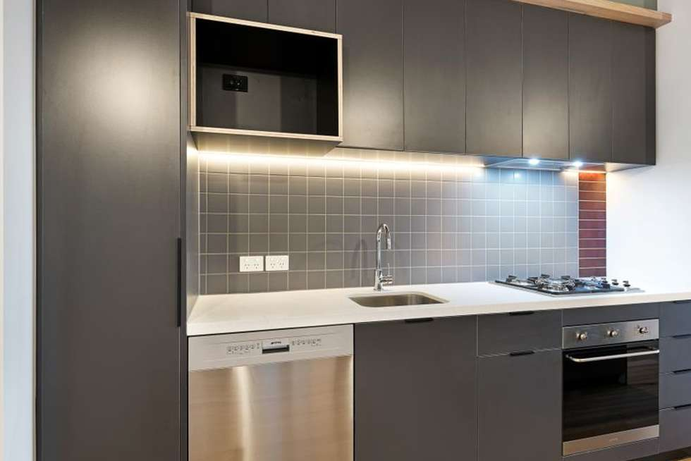 Second view of Homely apartment listing, 302/28 Curzon Street, West Melbourne VIC 3003