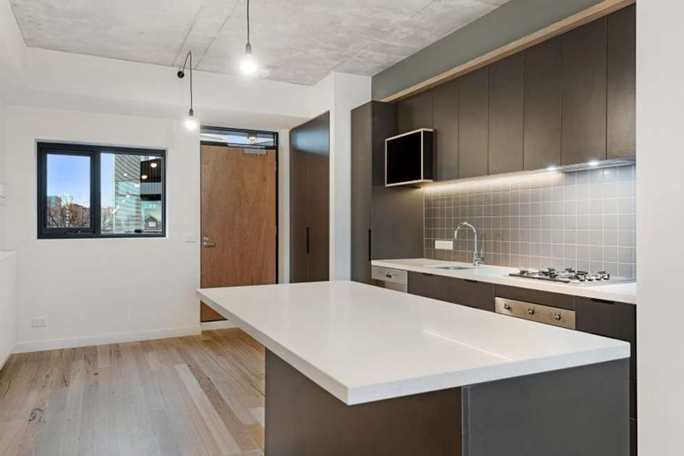 Third view of Homely apartment listing, 302/28 Curzon Street, West Melbourne VIC 3003