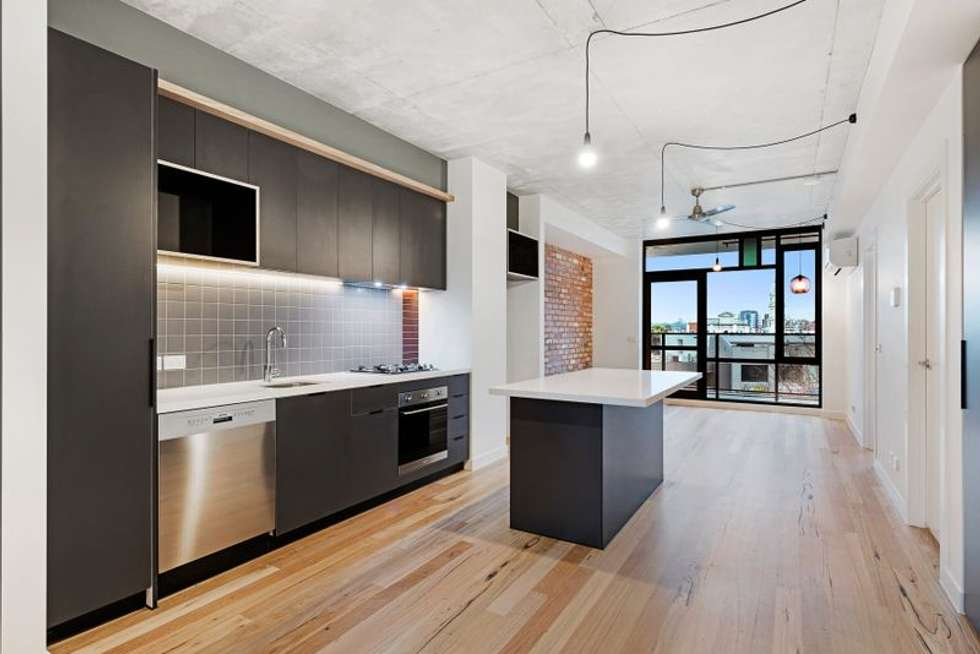 Fourth view of Homely apartment listing, 302/28 Curzon Street, West Melbourne VIC 3003