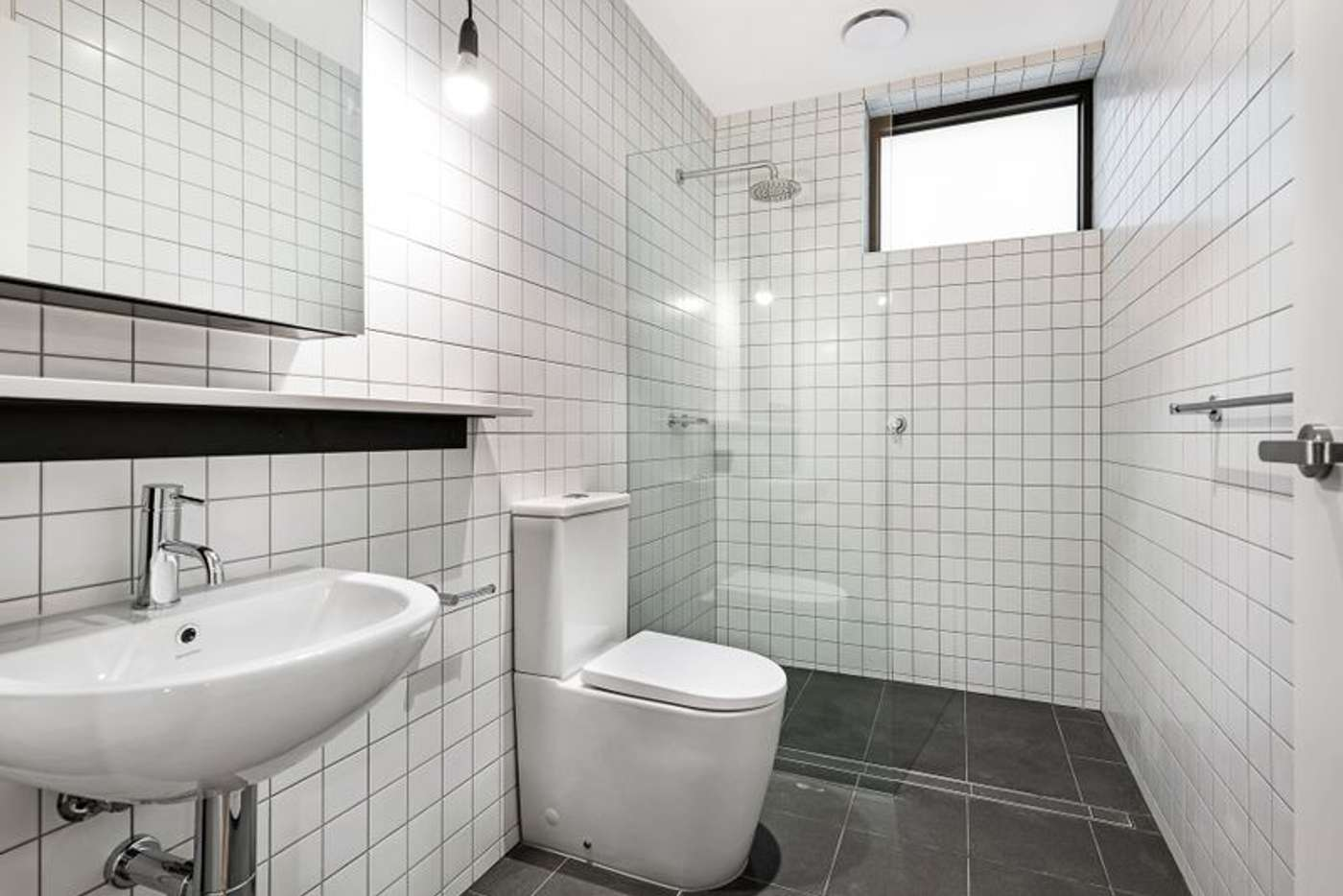 Fifth view of Homely apartment listing, 302/28 Curzon Street, West Melbourne VIC 3003