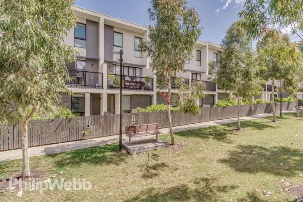 Second view of Homely townhouse listing, 36 Central Park Walk, Cheltenham VIC 3192