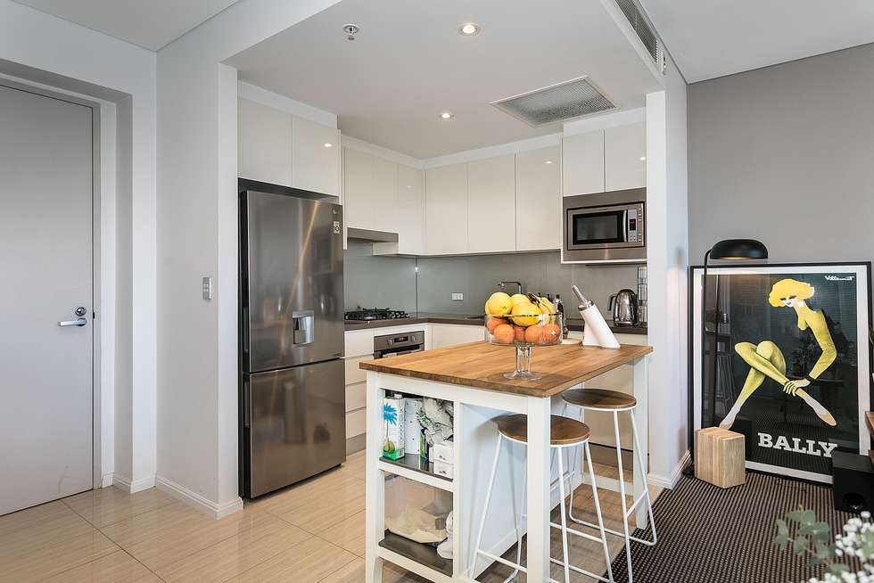 Second view of Homely apartment listing, 616/20 Gadigal Avenue, Zetland NSW 2017